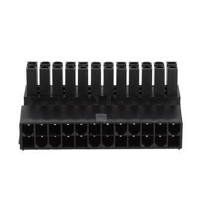24Pin Female to 90 ATX Connector for PC