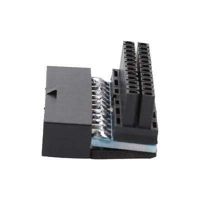 24Pin Female to 90 Degree ATX Connector for