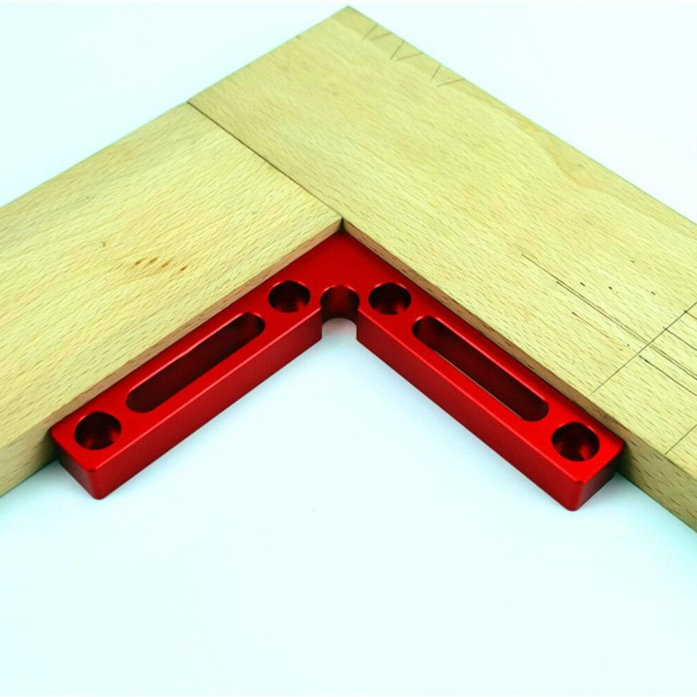 2pcs Alloy <font><b>90</b></font> <font><b>Degree</b></font> Angle Measure Tool For Jobs