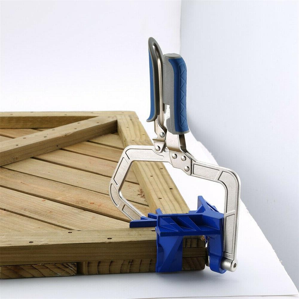 2x 90 Angle Clamp Woodworking Wood for Jig