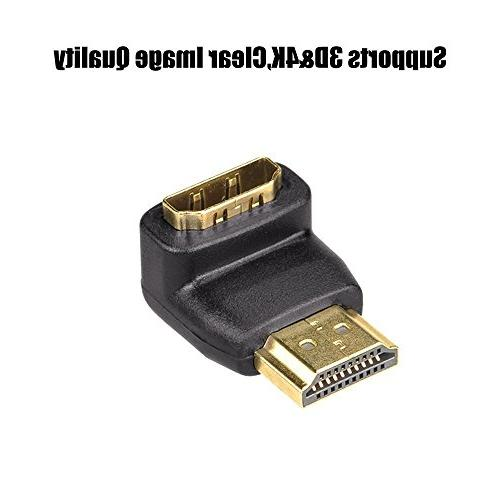 VCE Supported HDMI and to Female Adapter