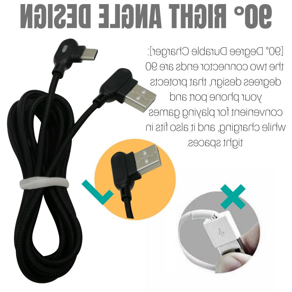 3 6Ft Degree Right C USB Charging