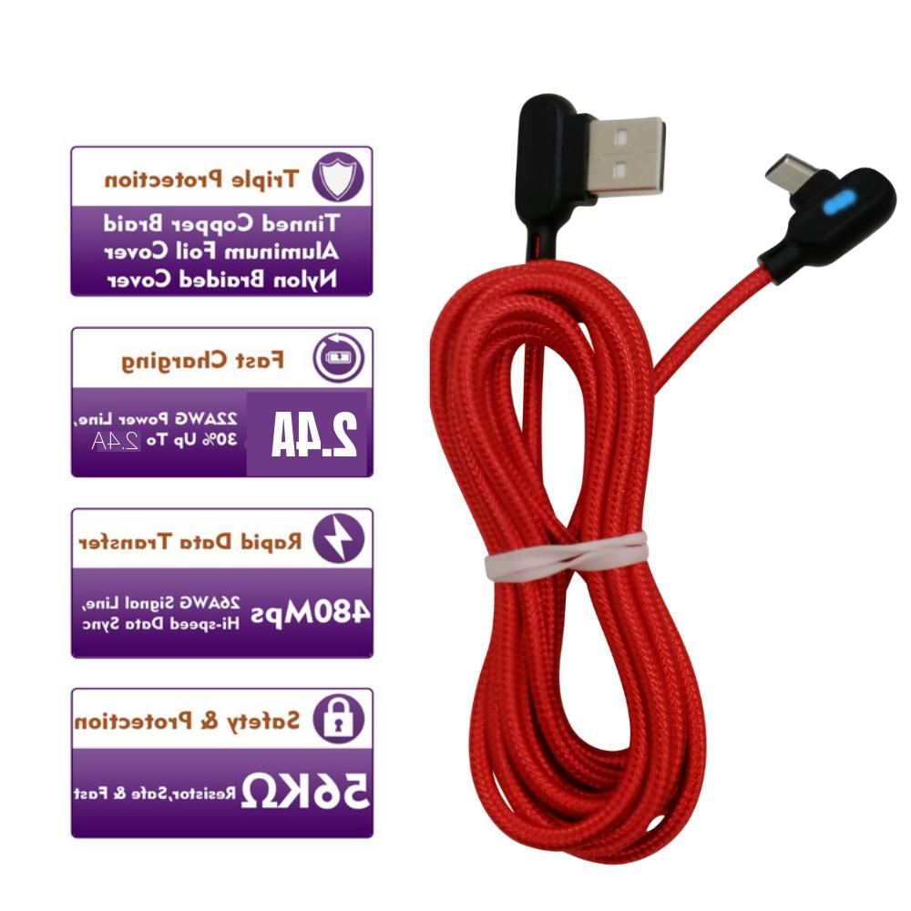 3 6Ft Degree Type C Charge USB C