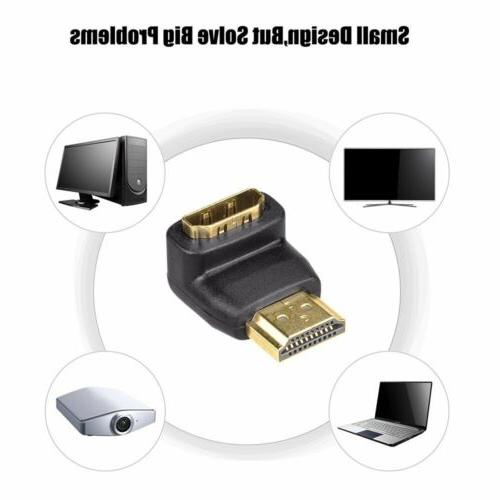 VCE 3Combos Supported HDMI 270 Degree Female