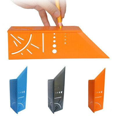 3d mitre 45 90 degree angle square