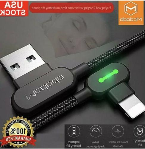 3m 90 degree elbow led lightning cable