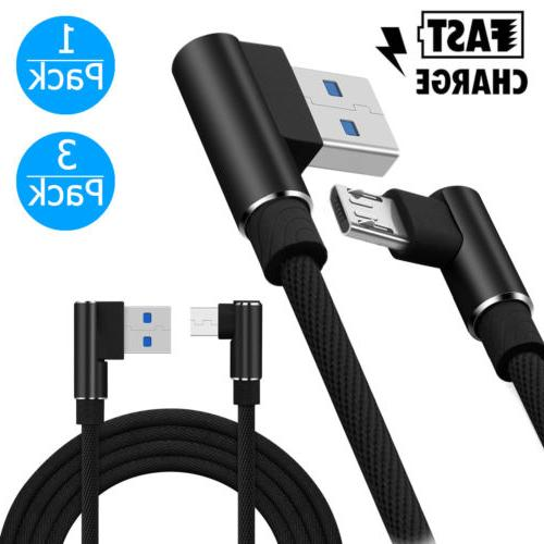 3x Data Sync Charger