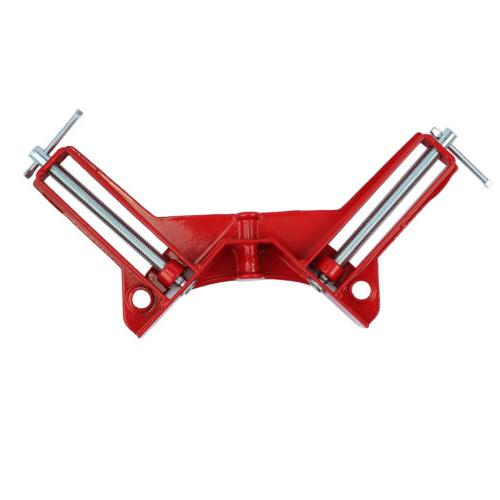 4*90°Degree Right Frame Clamp Holder Woodworking Hand