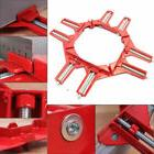 "4pcs 90 Degree Right Angle Miter Corner Clamp 3"" Capacity Co"