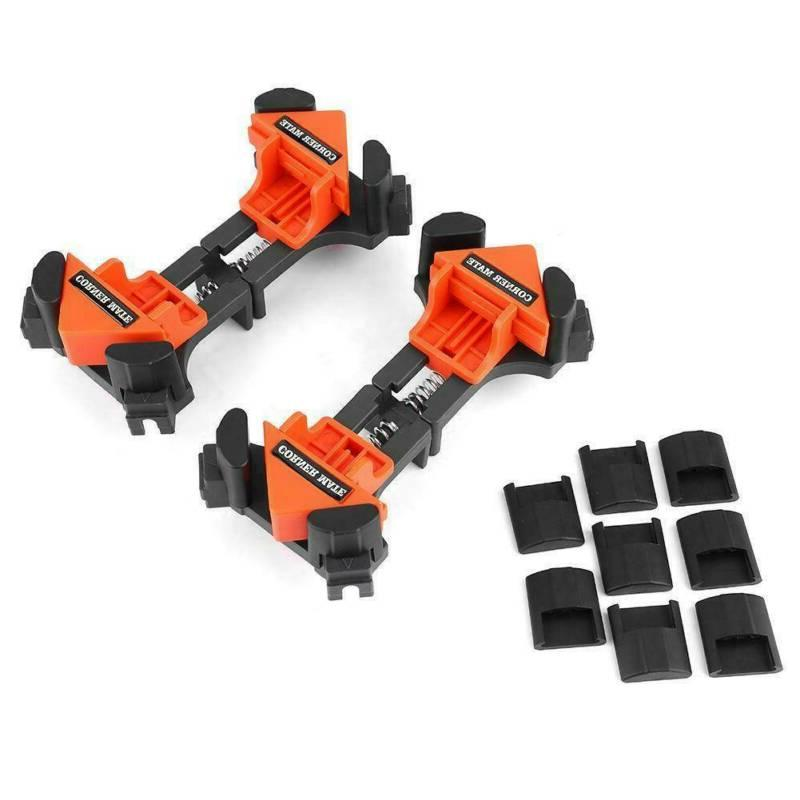4PCS Carpenter Right Angle Clip Woodworking Hand Tool
