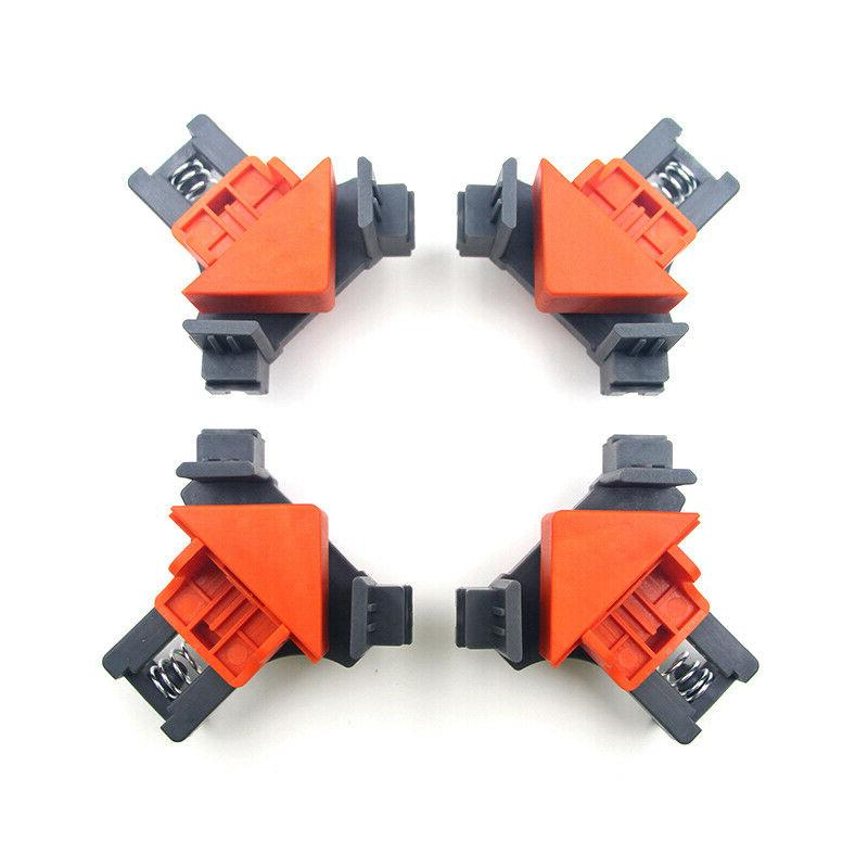 4PCS/Set Right Angle Clamps Holder Tool