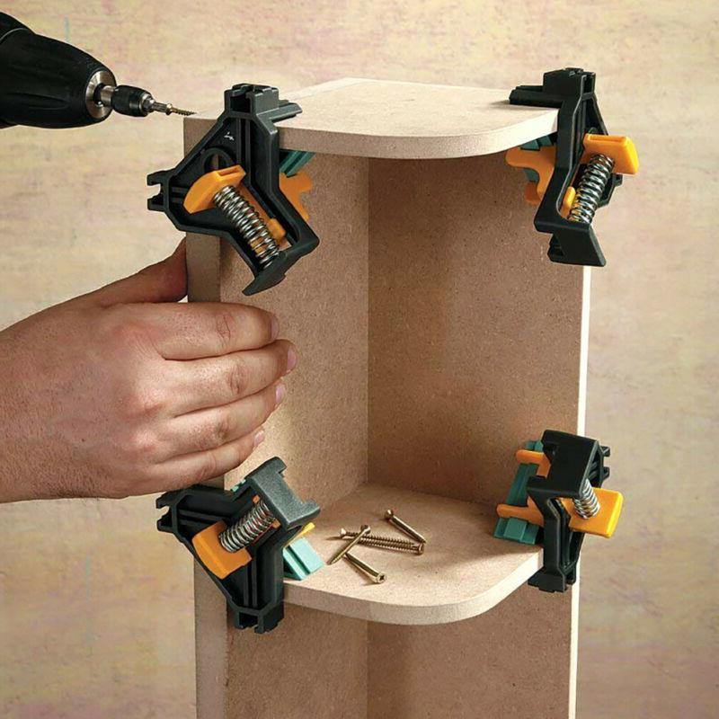 4PCS/Set Degree Holder Woodworking New
