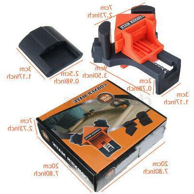 4PCS/Set 90 Right Angle Corner Holder Woodworking Tool