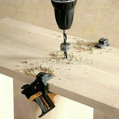 4PCS/Set 90 Angle Clip Holder Woodworking