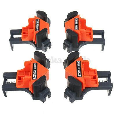 4PCS/Set Degree Angle Clamps Corner Holder Woodworking
