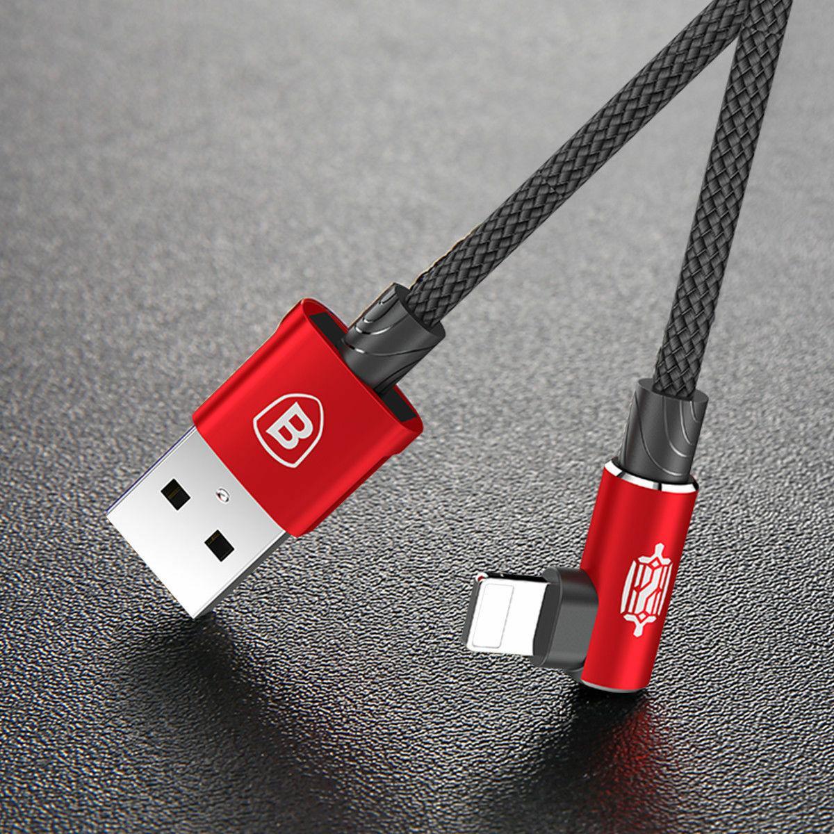 6ft Angle lightning USB Charger 7
