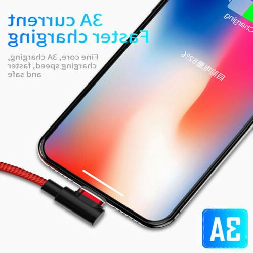 90 Degree Charging Cable