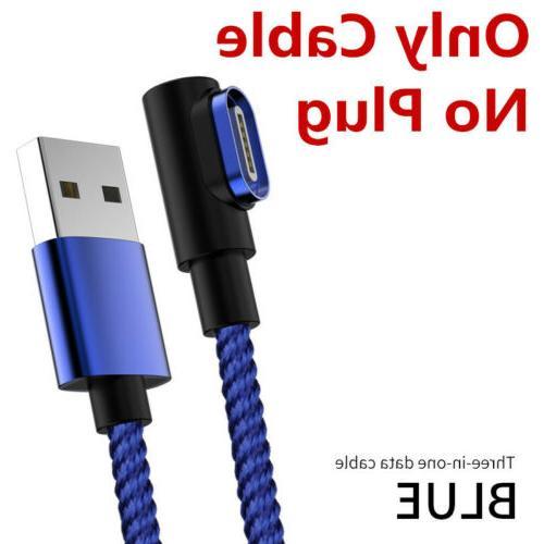 90 Degree USB C Micro USB Fast