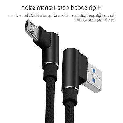 Charge 3 FT Micro USB Cable Power Sync Cord