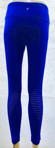 90 Degree by Reflex Metallic Perforated Legging