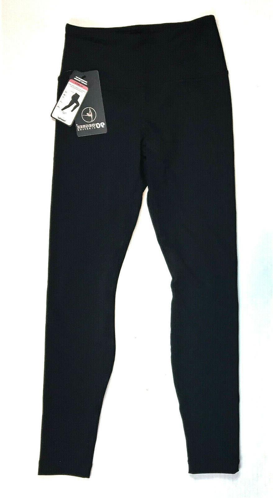 90 degree by reflex high waist cotton