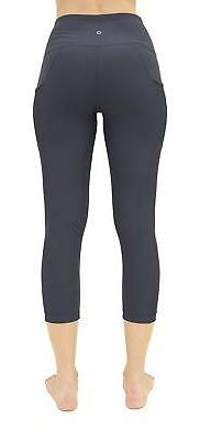 90 By Women's Leggings with Smartphone Pocket