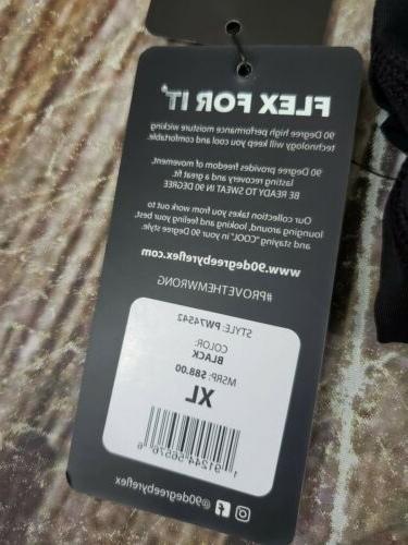 90 By Womens Flex Pants XL Side Pockets