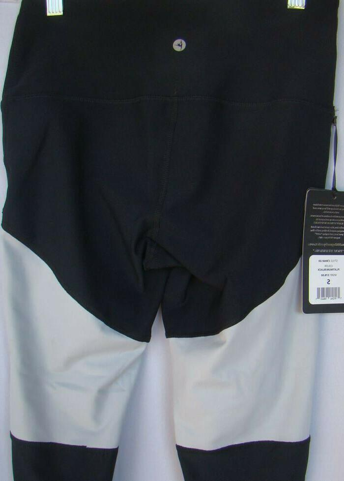 90 DEGREE Size S & Gray High Waisted Athletic Pants