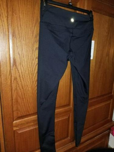 90 By Women's Leggings Black Medium High Waist