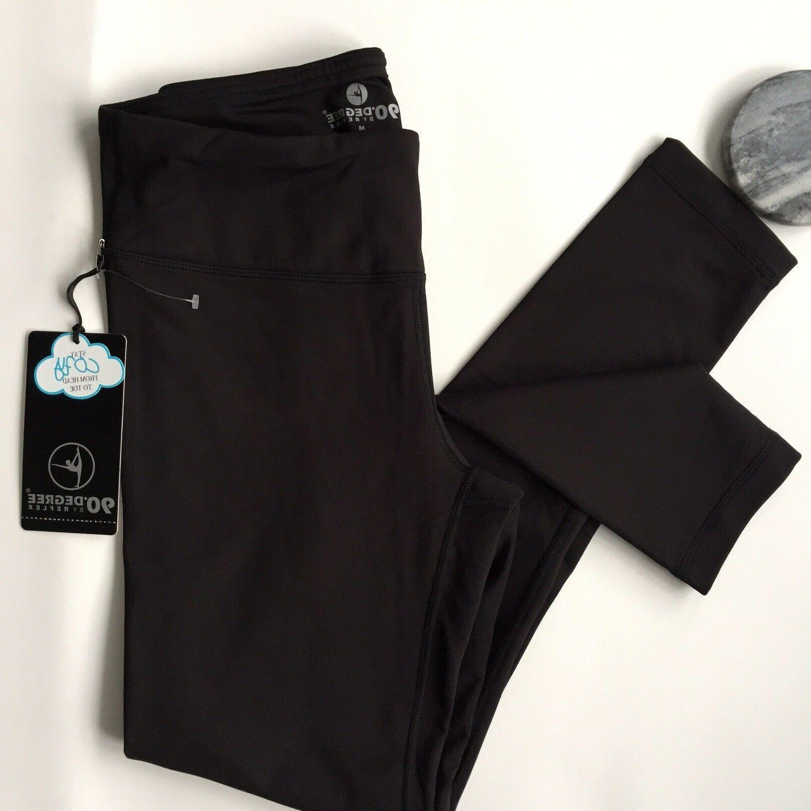90 degree by women s leggings black