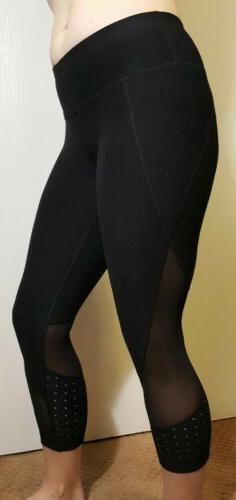 "90 Degree by Reflex Women's Prove Them Wrong"" Mesh Leggings"