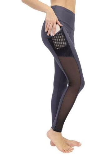 90 degree by womens high waist athletic