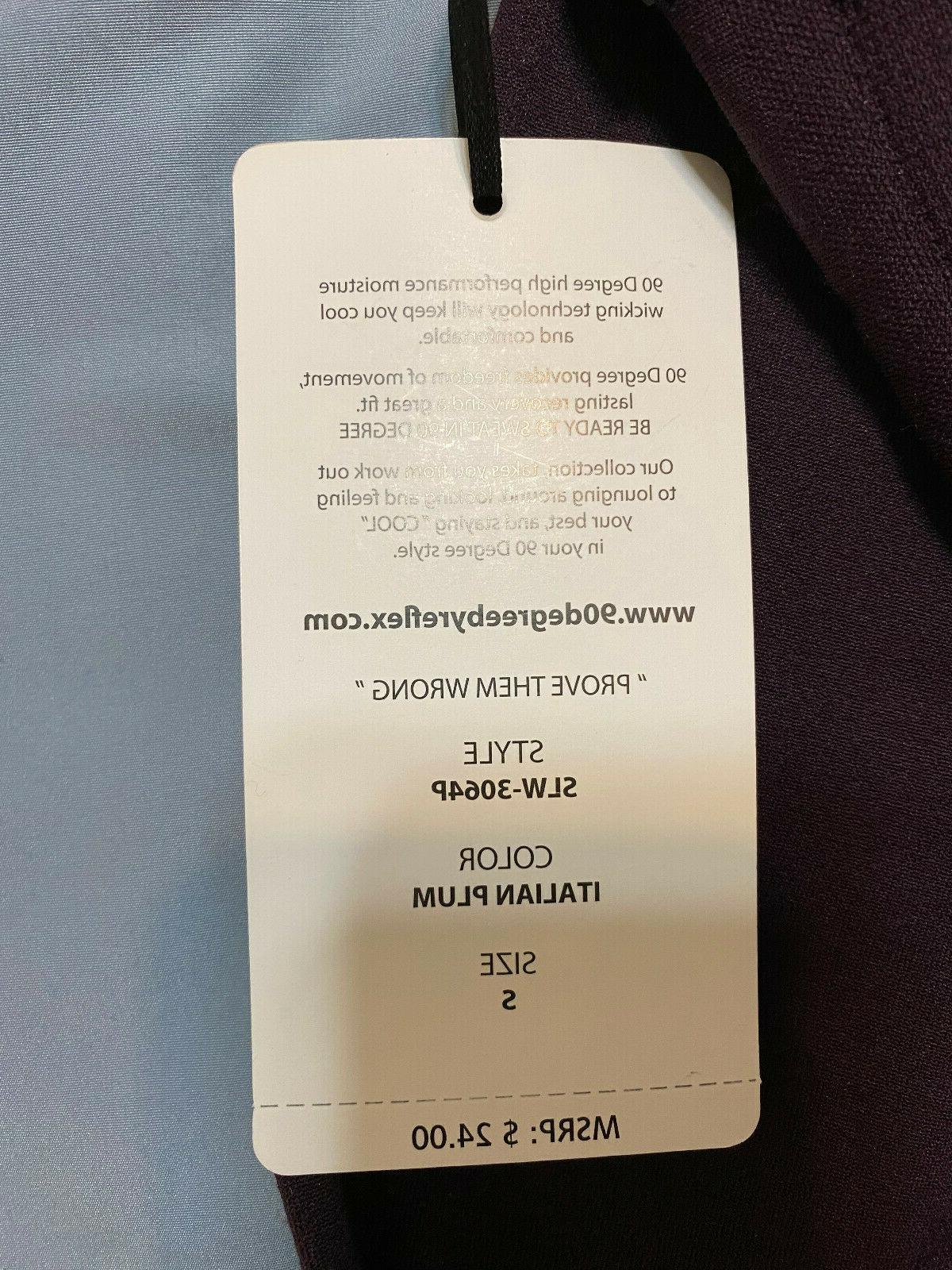90 By Reflex Italian Plum Small NEW!