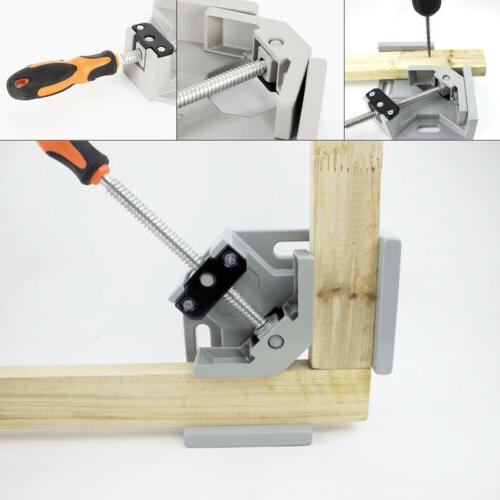 90 degree corner clamp right angle woodworking