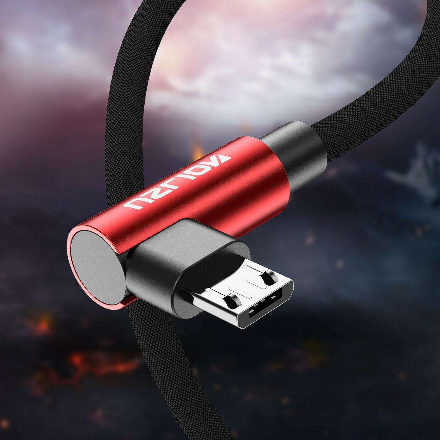 Phone Cable USB Fast Charging For Android