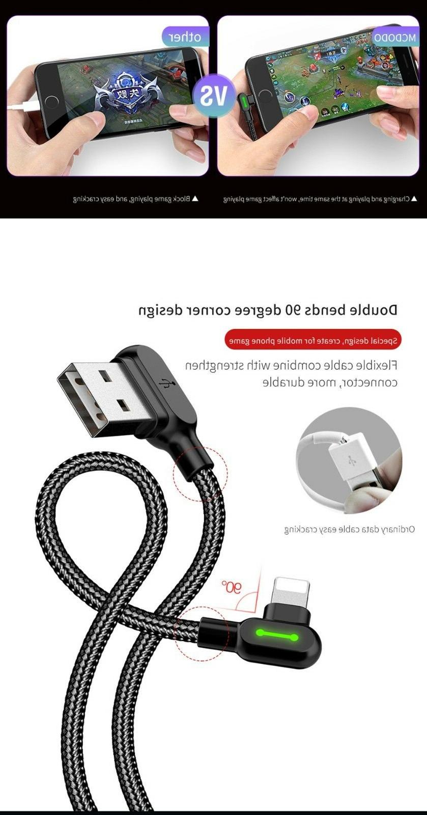 Mcdodo Lightning SYNC Smart Cable iPhone Max XR