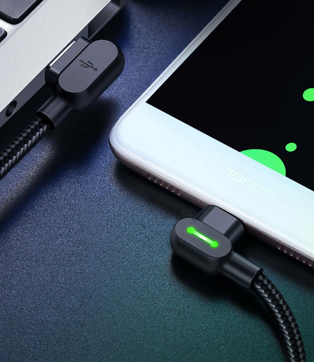 MCDODO Micro USB Charger Cable Samsung S6 Android