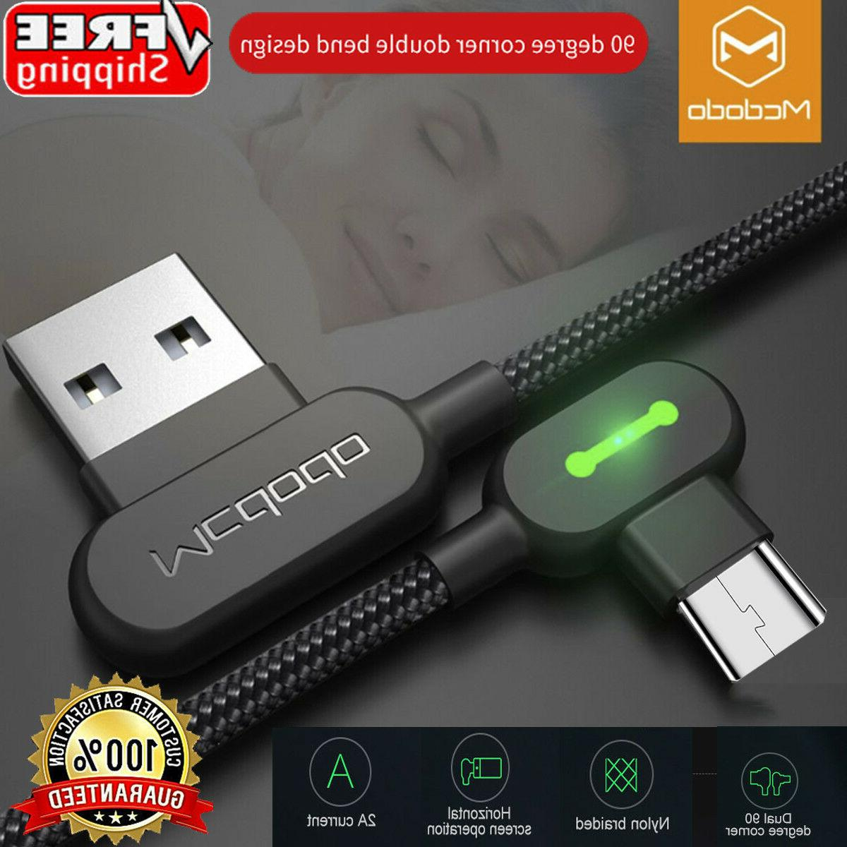 90 degree elbow micro usb charger charging