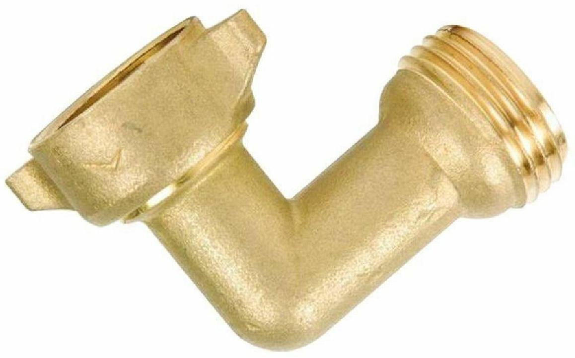 90 Machine Brass Connector RV Faucet