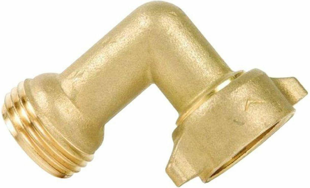 90 Washing Machine Brass Fitting Connector Faucet Adapter