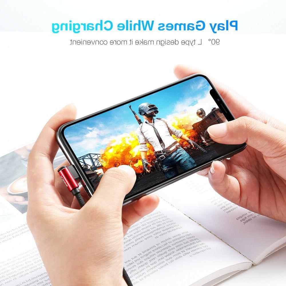 90 degree iPhone L Shape & Data Angle