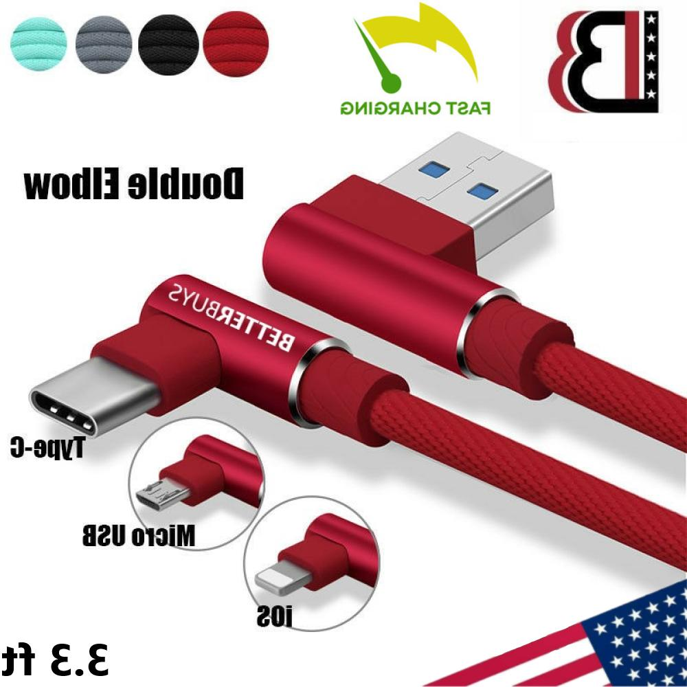 90 Micro USB Very Fast Charging Data Gaming L