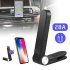 90 Degree Magnetic Car Mount Holder Air Vent For Cell Phone