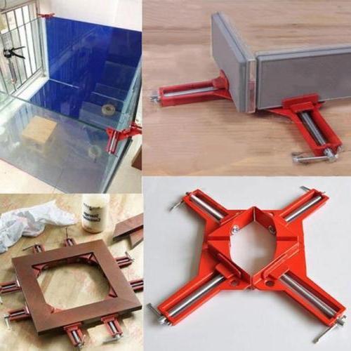 90 degree right angle clip clamps corner