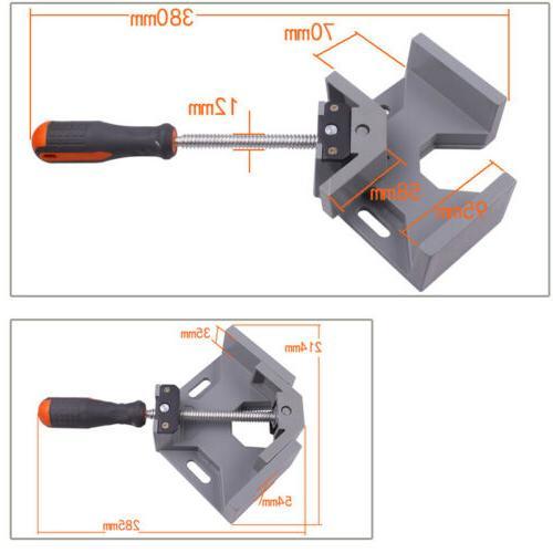 90 clip clamp clip fixture