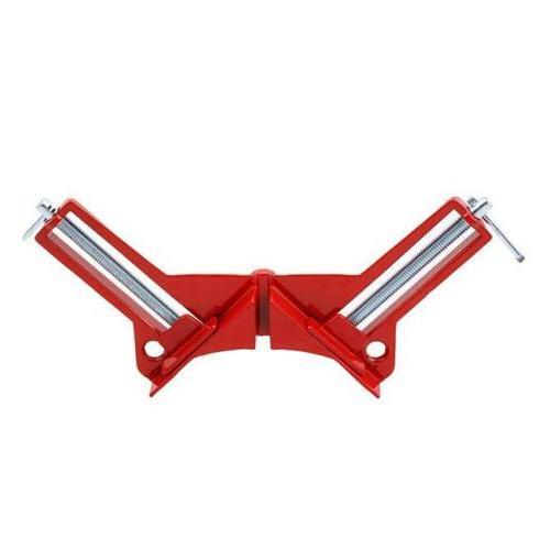 90 Degree Right Angle Miter Frame Clamp Holder Tool LJ
