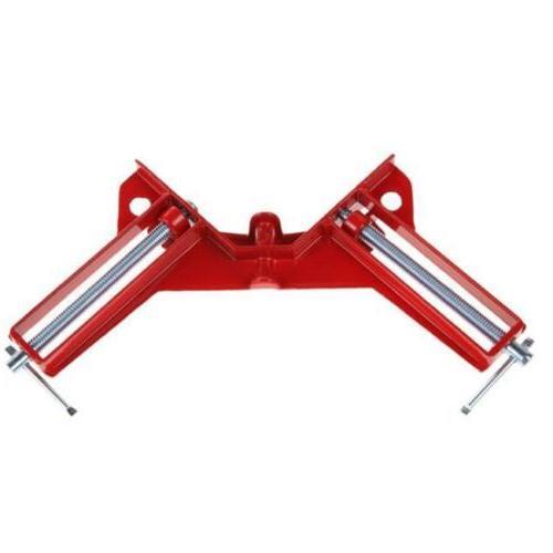 90 Degree Right Miter Frame Corner Clamp Holder Jig Tool LJ