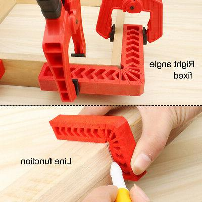 90Degree Positioning Square Right Angle Carpenter Tool