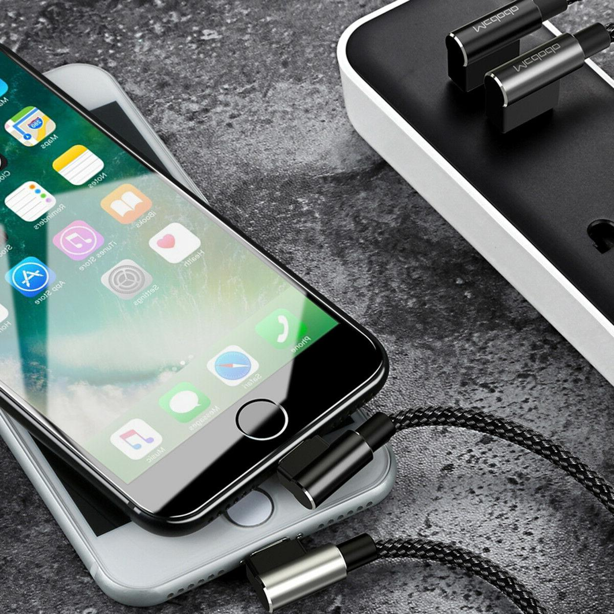 MCDODO Elbow Lightning Charging Data Apple iPhone X 8 Plus