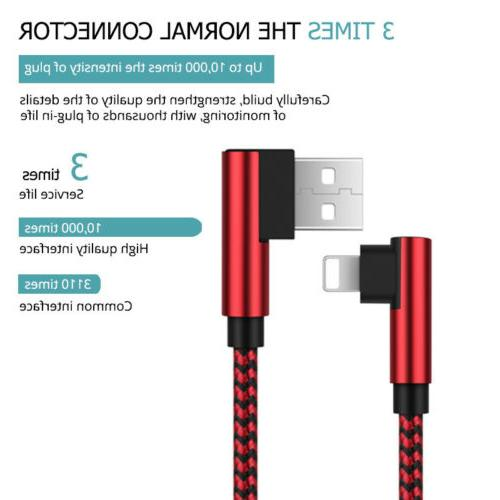 US 90 Lightning Charger Cable For All IOS